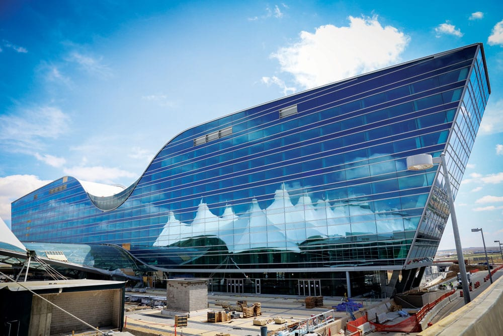 Sneak Peak: Westin Denver International Airport (Opens Nov 19th)