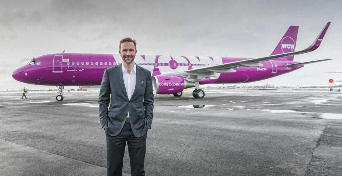 WOW air Collapses, Cancels All Flights Immediately