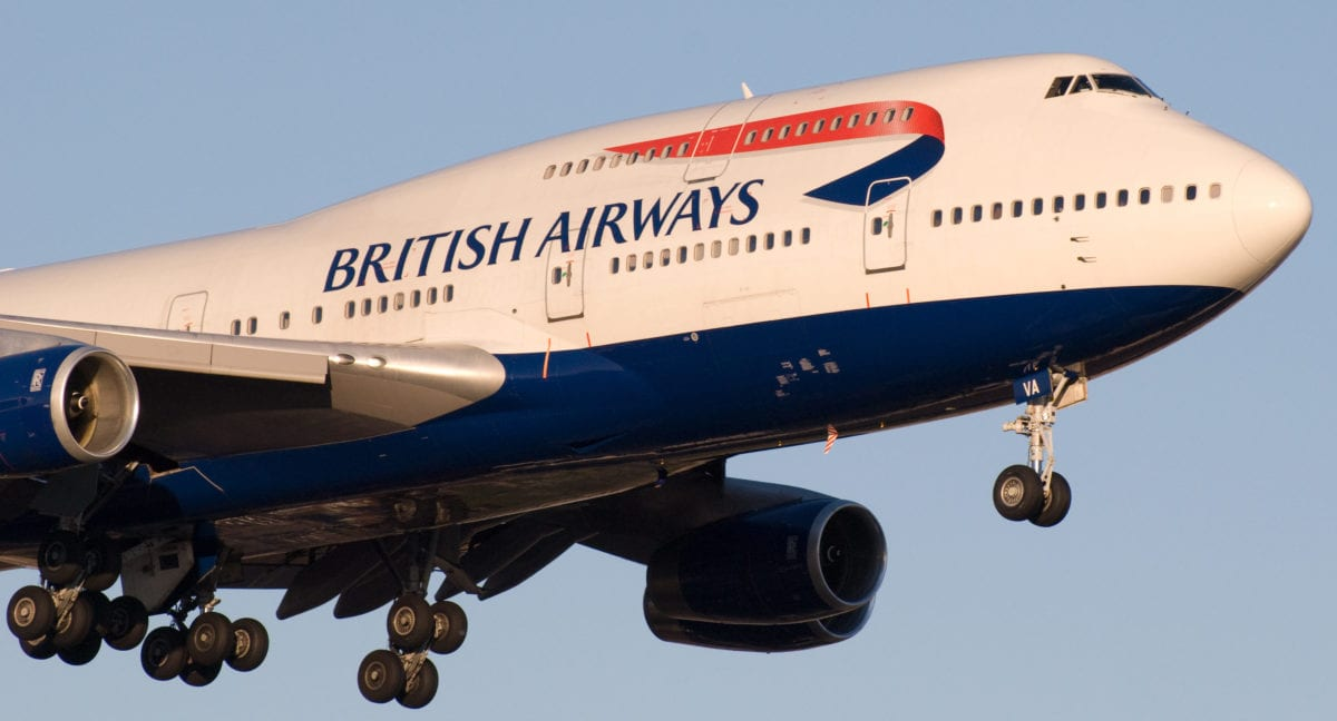 Book Now: British Airways Award Rates for Partners Go Up Thursday