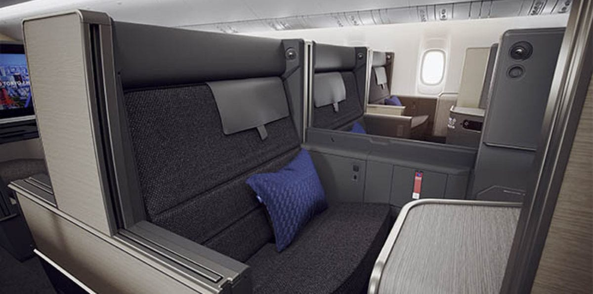 ANA's Stellar New First, Business Class Will Fly to New York this Winter